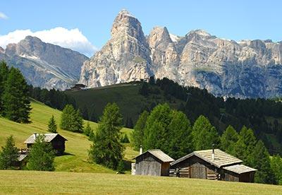 B b in montagna in italia for Vacanze nord italia montagna