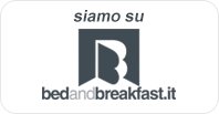 Siamo presenti su BedandBreakfast.it